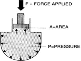 Hydrostatic pressure is a scalar quantity even though pressure is