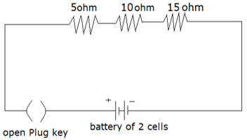 Draw the schematic diagram of an electric circuit consisting ... A Schematic Diagram Key on