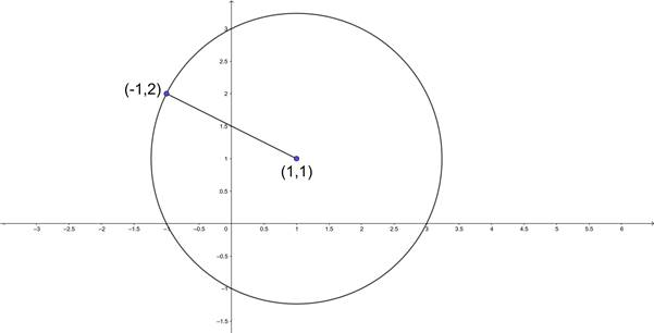 Q8 If The Centroid Of An Equilateral Triangle Is 1 1 And Its One